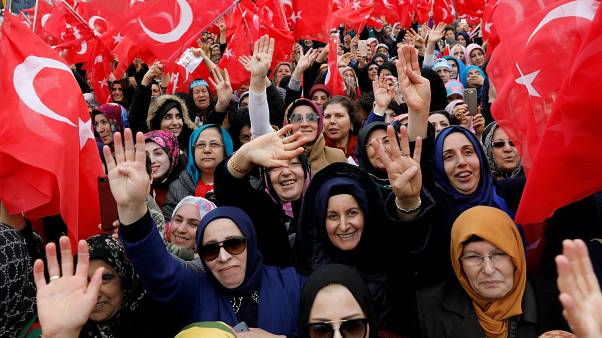 Turkish opposition set to seize Ankara, Izmir in major setback for Erdogan