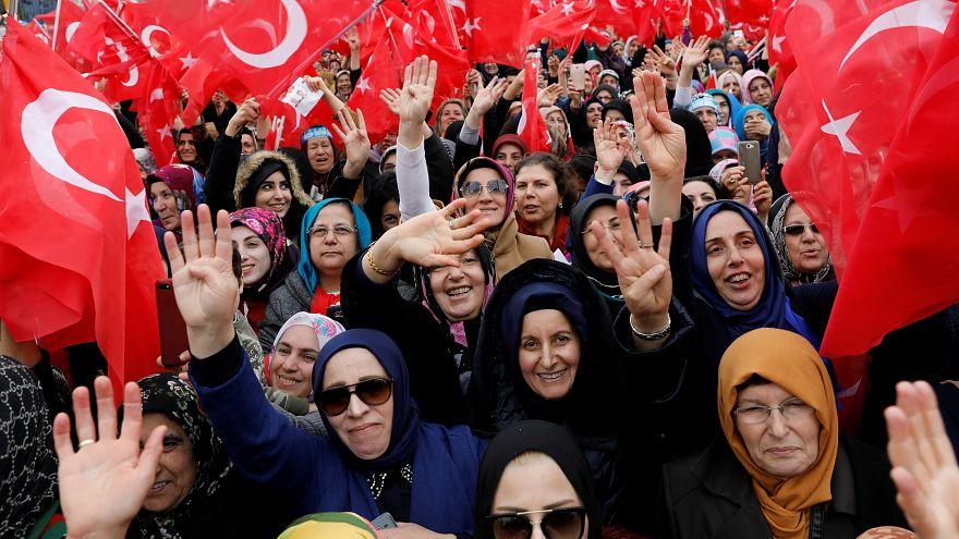 Turkish opposition set to seize Ankara, Izmir in major setback for Erdogan