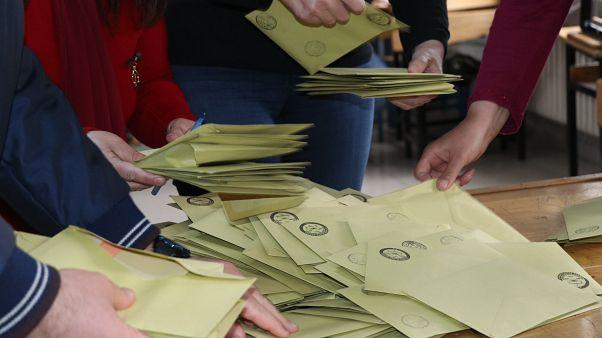 Türkiye 31 Mart yerel seçimler
