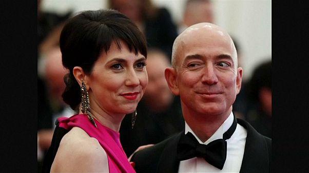 Amazon'un CEO'su Jeff Bezos'un telefonunu Suudi hükümeti mi hackledi?