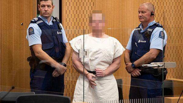 Yeni Zelanda cami saldırganı halinden şikayetçi