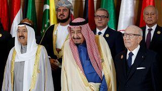 الملك سلمان: نجدد رفضنا القاطع لاعتراف أميركا بسيادة إسرائيل على الجولان