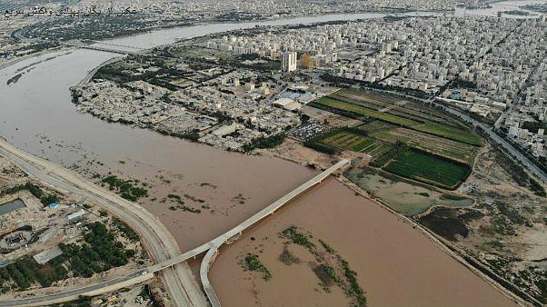 هشدار سیل؛ وزارت کشور با اعلام حالت فوق العاده در خوزستان موافقت کرد
