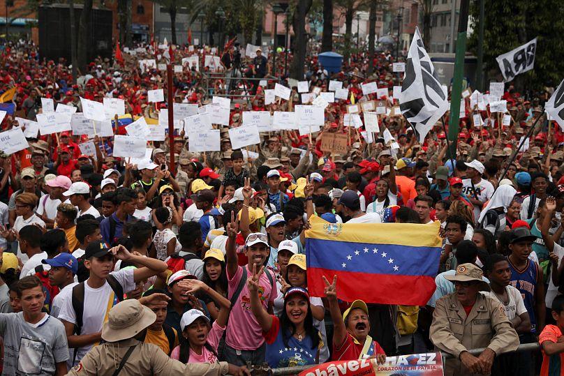 REUTERS/Fausto Torrealba