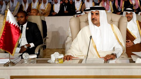 أمير قطر تميم بن حمد