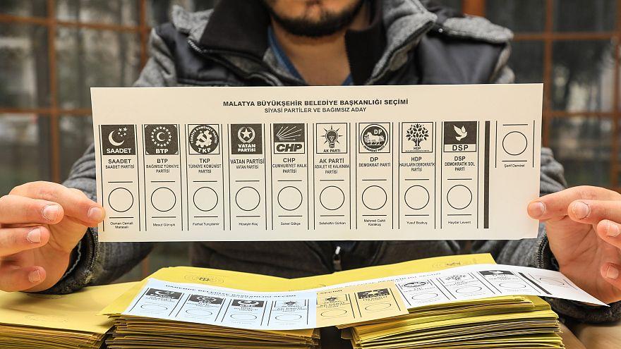 31 Mart yerel seçim sonuçları