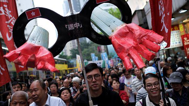 Hongkong: Angst vor Abschiebung nach China