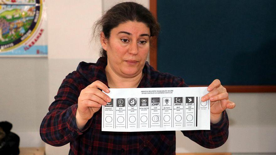 31 Mart yerel seçimi: 10 kritik ilde ilk seçim sonuçları