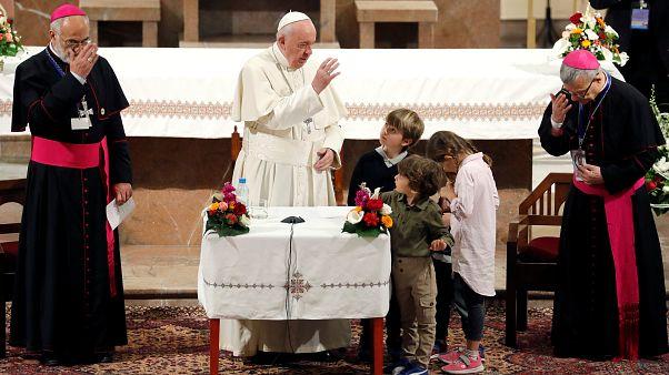 البابا للمسيحيين بالمغرب: إدخال الآخرين في المسيحية ليس مهمتكم