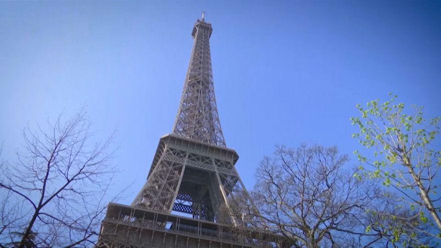 Der Eiffelturm feiert sein 130-jähriges Bestehen
