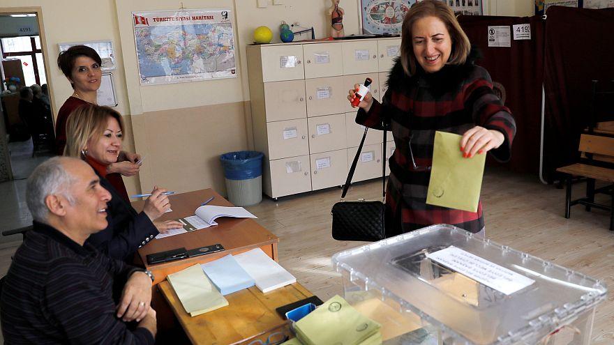 31 Mart yerel seçimlerinde 81 ilin 4'ünde kadın aday kazandı