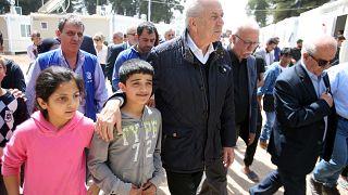 Δημήτρης Αβραμόπουλος: «Να συνεχιστούν οι επιχειρήσεις διάσωσης στη Μεσόγειο»
