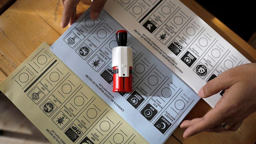 Türkiye'de yerel seçimler