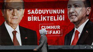 MHP ittifaka girmediği 9 şehirde AK Parti'ye karşı kazanıyor