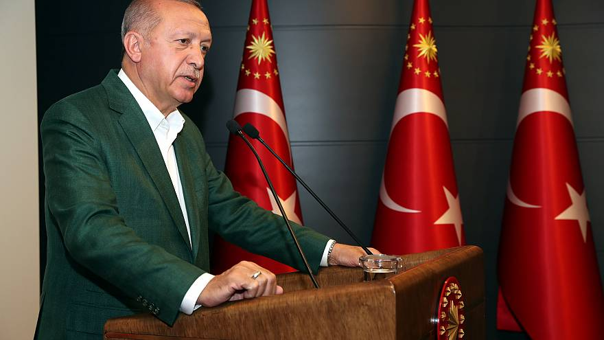 Cumhurbaşkanı Erdoğan yerel seçimin ilk sonuçları için ne dedi?