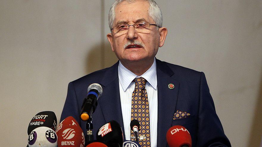 Yüksek Seçim Kurulu Başkanı Sadi Güven'den yerel seçim sonuç açıklaması