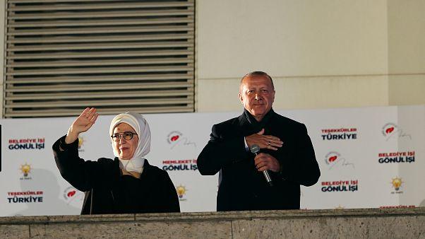 Erdoğan'ın geleneksel balkon konuşmasından öne çıkan 3 başlık