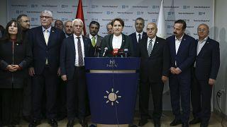 İYİ Parti aday çıkardığı 22 ilde başkanlık kazanamadı