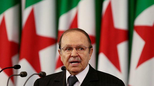 Cezayir Cumhurbaşkanı Buteflika 28 Nisan'dan önce istifa edecek