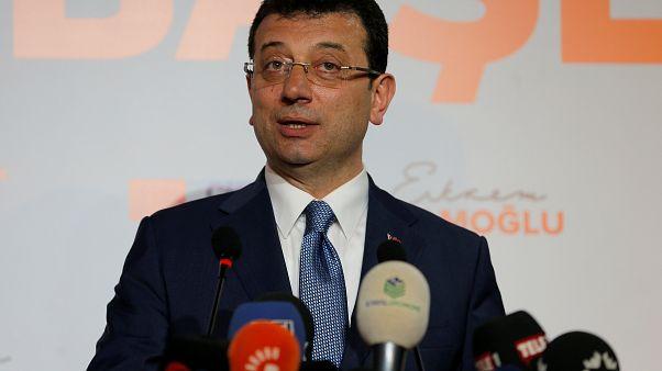 Ekrem İmamoğlu: Anadolu Ajansı görevini yapmadı, YSK ve kendi sonuçlarımıza göre kazandık