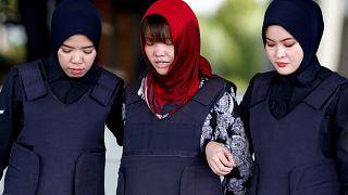 دومین زن متهم به قتل برادر کیم جونگ اون نیز آزاد میشود