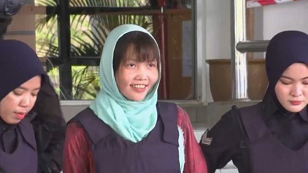 Tres años y cuatro meses de cárcel para la acusada de matar a Kim Jong-nam