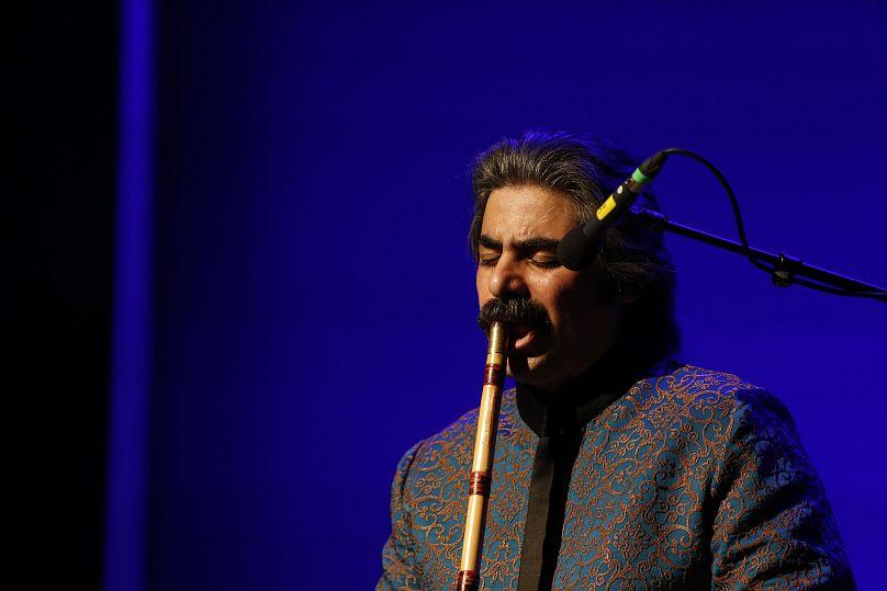 عکس از بنیاد موسیقی آقا خان