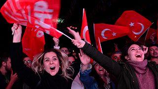 انتخابات شهرداری ترکیه؛ حزب رقیب اردوغان در استانبول هم پیشتاز است