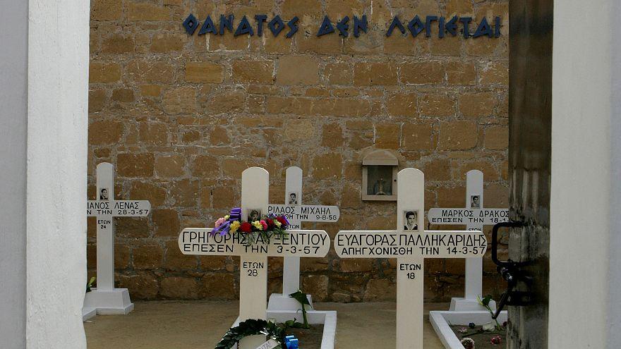 Η Κύπρος τιμά τον απελευθερωτικό αγώνα 1955-59