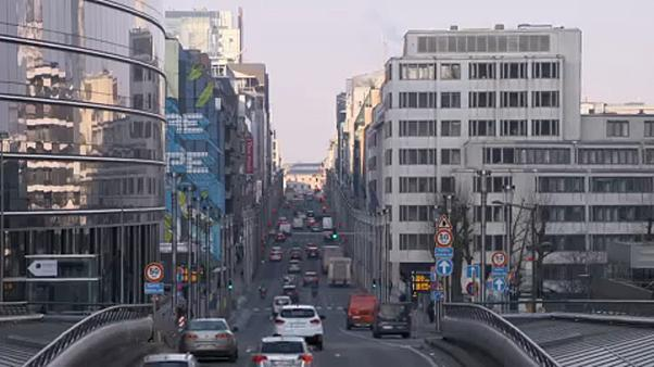 Poluição: Bruxelas restringe acesso automóvel