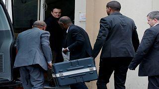 لصندوقان الأسودان للطائرة الإثيوبية المنكوبة في باريس في  14 مارس آذار 2019