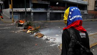 Βενεζουέλα: Στο σκοτάδι για τέταρτη φορά σε έναν μήνα