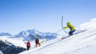Le plus long slalom du monde pour boucler la saison de ski alpin