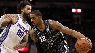Derrotas 'caseras' para los Spurs y los Thunder en la NBA