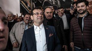Ekrem İmamoğlu İstanbul seçimlerini kazandı