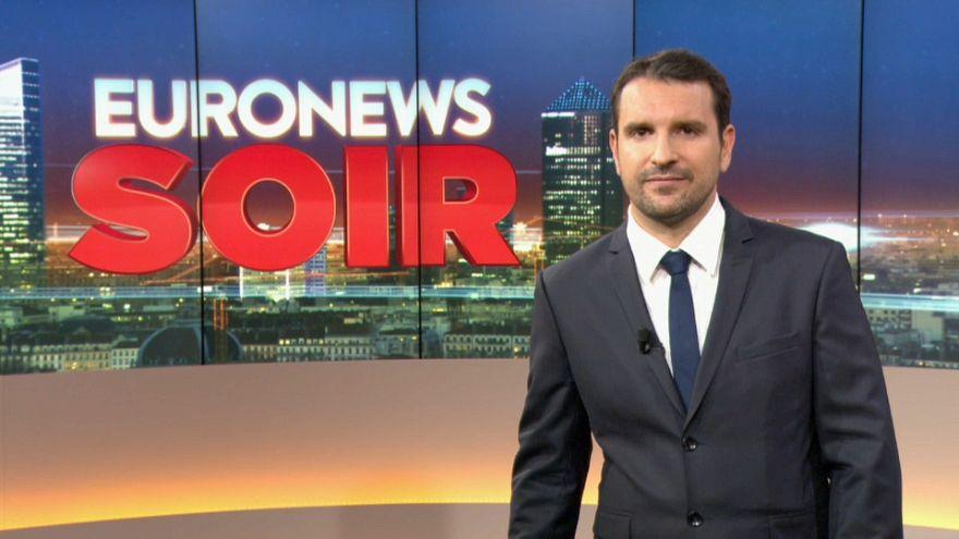 Euronews Soir : l'actualité du 1er avril