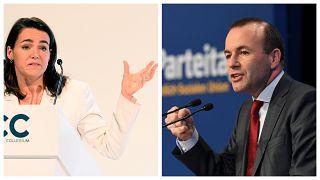 Novák szerint nem azt mondta Weber, hogy nem szeretne csak a Fidesz miatt EB-elnök lenni