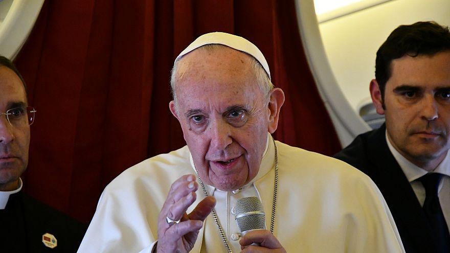 Πάπας Φραγκίσκος: Μια φράση του Τσίπρα «αξίζει το Βραβείο Νόμπελ»