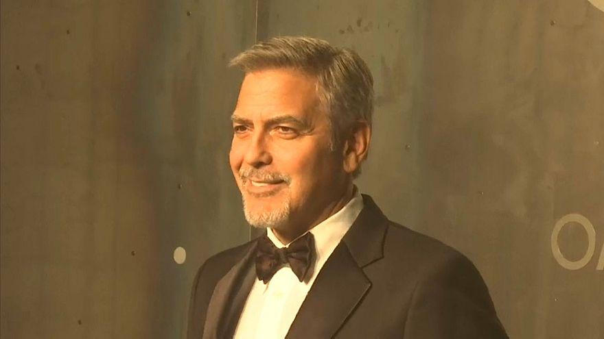 George Clooney e Elton John apelam ao boicote a hotéis do Brunei
