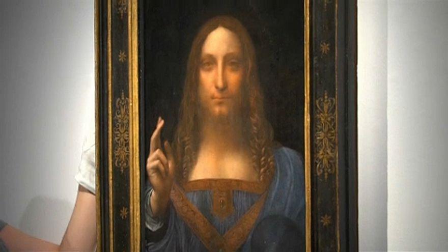 Άμπου Ντάμπι: Μυστήριο με τον πίνακα του Λεονάρντο Ντα Βίντσι
