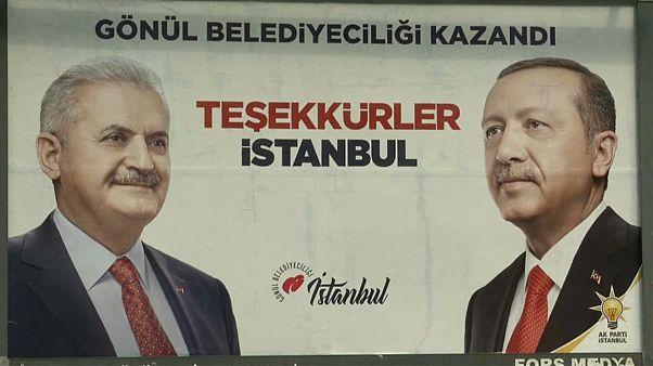 Turchia, il partito di Erdogan perde a Istanbul e Ankara