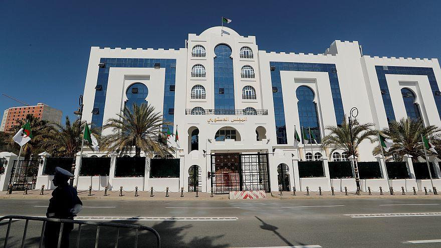 مبنى المجلس الدستوري في الجزائر العاصمة (أرشيف)