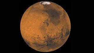 شواهدی از وجود حیات در مریخ به دلیل کشف «متان» در این سیاره