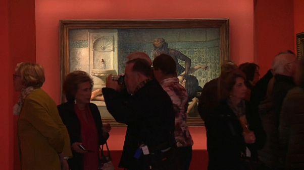 60 Meisterwerke: Wie der Orient die europäische Malerei inspiriert(e)