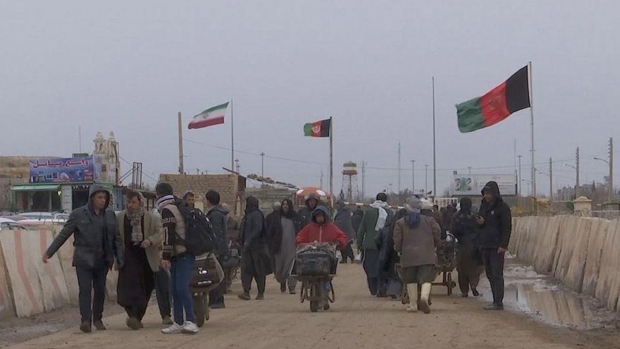 بازگشت سربازان افغان تحت امر ایران از جنگ سوریه