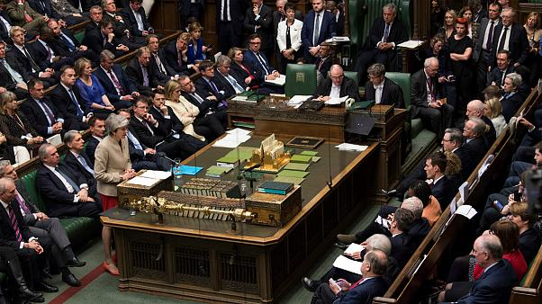 """Brexit: Mehrheit der Abgeordneten sagt 4 Mal """"no"""""""