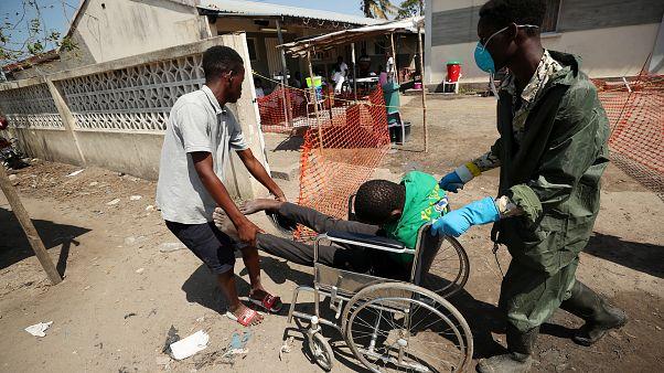 1.000 cas de choléra traités au Mozambique