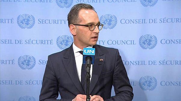 Deutschland übernimmt Vorsitz im UN-Sicherheitsrat für 1 Monat