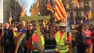 Road Trip Europe Day 12 - Barcelona: 'There is no justice, there is no democracy'