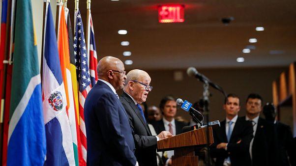 ریاست دوگانه آلمان و فرانسه در شورای امنیت سازمان ملل متحد